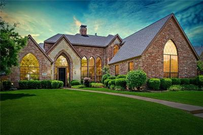 Collin County Single Family Home For Sale: 6109 Wildwood Drive