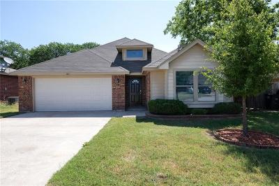 Fort Worth Single Family Home For Sale: 6611 Rockdale Road
