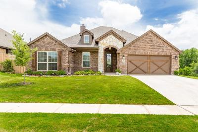 Aledo Single Family Home For Sale: 444 Sagebrush Drive