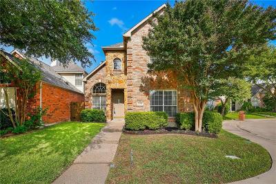 Dallas Single Family Home For Sale: 18719 Riverstone Court