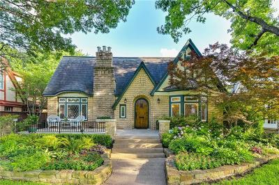 Single Family Home For Sale: 6934 Westlake Avenue