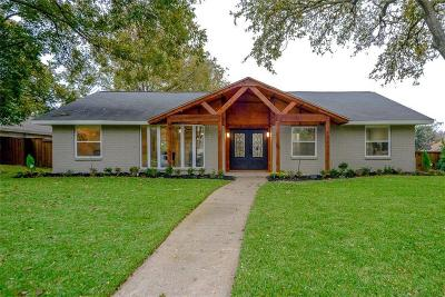Single Family Home For Sale: 12408 Cedar Bend Drive