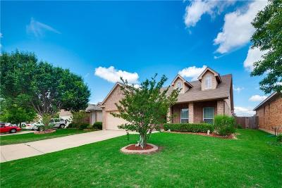 Fort Worth Single Family Home For Sale: 10657 Fossil Hill Drive