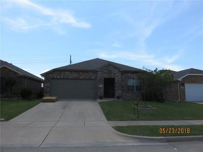 Princeton TX Single Family Home For Sale: $194,500