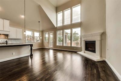 Little Elm Single Family Home For Sale: 14129 Notting Hill Drive