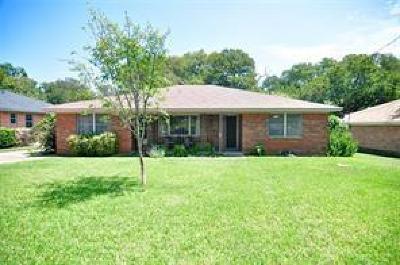 Dallas Single Family Home For Sale: 2426 Wildoak Drive