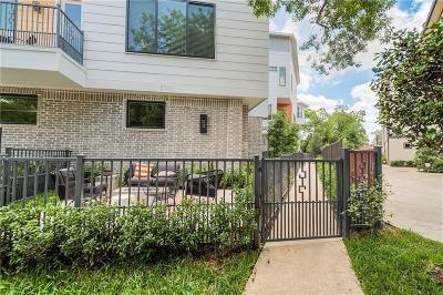 Dallas Condo For Sale: 6000 Hudson Street #104