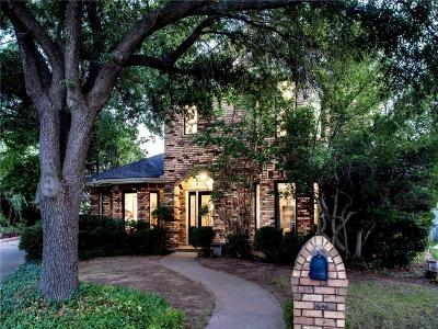 Tarrant County Single Family Home For Sale: 3910 Kingsferry Court
