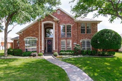 Plano Single Family Home For Sale: 4504 Tuscany Drive