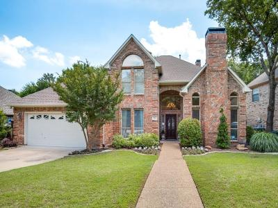 Coppell Single Family Home For Sale: 261 Penuel Drive