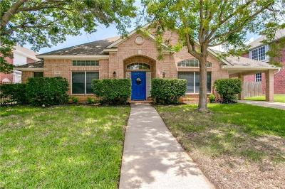 Mansfield Single Family Home For Sale: 3217 Essex Drive