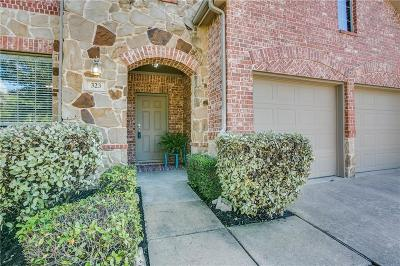 Wylie Single Family Home For Sale: 323 Highland Creek Drive