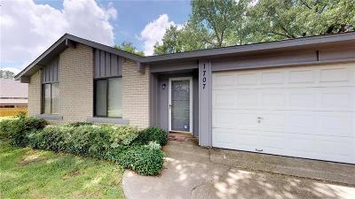 Duncanville Single Family Home For Sale: 1707 Meadowwood Drive