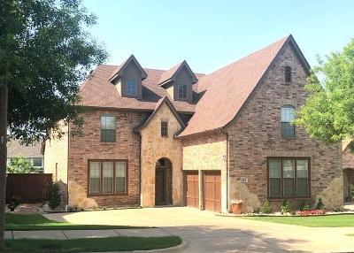 Denton Single Family Home For Sale: 212 Matthew Avenue