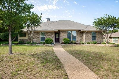 Plano Single Family Home For Sale: 3011 Cross Bend Road