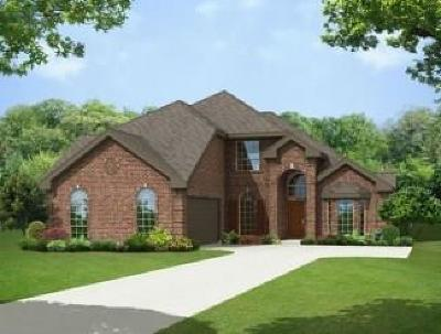 Mansfield Single Family Home For Sale: 4603 Lydia Lane