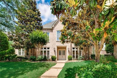 Colleyville Single Family Home For Sale: 5002 Old Oak Lane