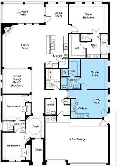 Tarrant County Single Family Home For Sale: 432 Palmito Ranch Road
