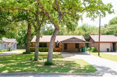 Lake Worth Single Family Home For Sale: 3106 Pueblo Trail