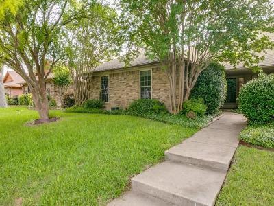 Dallas Half Duplex For Sale: 18918 Tupelo Lane