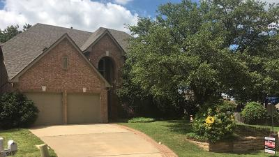 Highland Village Single Family Home Active Option Contract: 949 Kingwood Circle