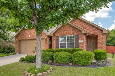 McKinney Single Family Home For Sale: 8300 Green Ash Drive