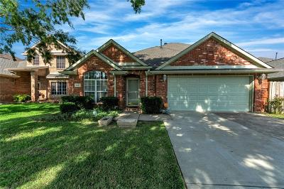 Flower Mound Single Family Home For Sale: 6221 Eagle Creek Drive