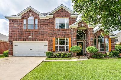 Fort Worth Single Family Home For Sale: 4509 Stone Mountain Drive