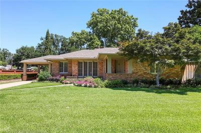 Dallas Single Family Home For Sale: 5313 Livingston Avenue