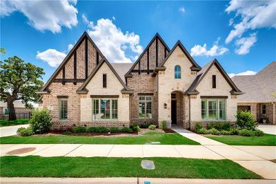 Southlake Single Family Home For Sale: 917 Winding Ridge Trail