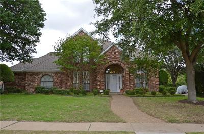 Plano Single Family Home For Sale: 3305 Sandy Trail Lane
