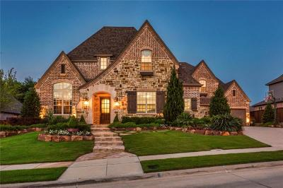 Flower Mound Single Family Home For Sale: 4012 Baldomera Street