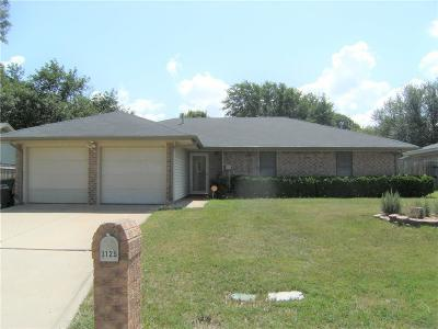Abilene Single Family Home For Sale: 3125 Button Willow Parkway