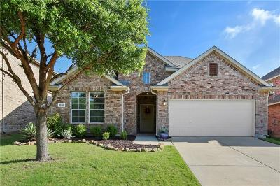 McKinney Single Family Home For Sale: 10400 Colfax Drive