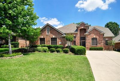 Hickory Creek Single Family Home Active Option Contract: 116 Whitney Drive