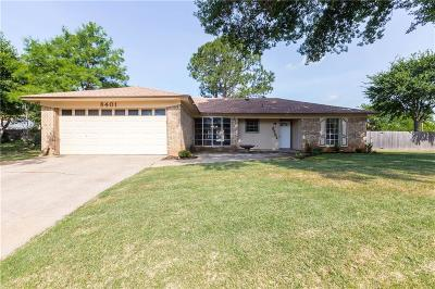 North Richland Hills Single Family Home For Sale: 8401 Springbrook Court