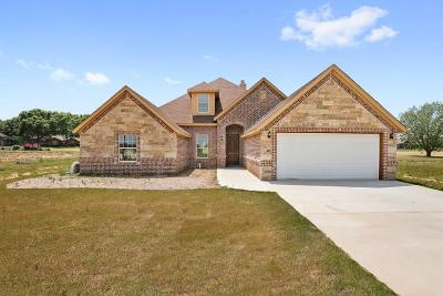 Stephenville Single Family Home For Sale: 139 Crenshaw Court