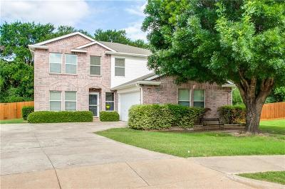 Sachse Single Family Home For Sale: 3212 Elmwood Circle