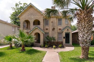 Dallas Multi Family Home Active Option Contract: 6340 Llano Avenue