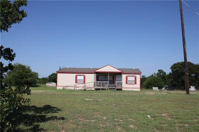 Poolville Single Family Home For Sale: 10002 W Highway 199