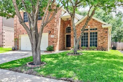 Euless Single Family Home For Sale: 3656 Blue Spruce Drive