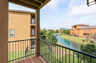 Grand Prairie Townhouse For Sale: 2640 Villa Di Lago #3