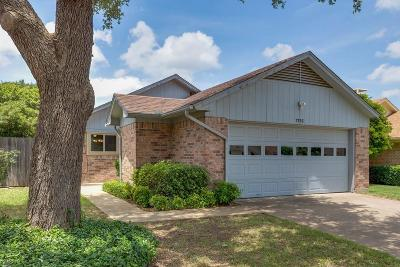 Euless Single Family Home For Sale: 1715 Mimosa Lane