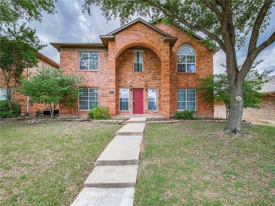 Mesquite Single Family Home For Sale: 3313 Riverview Drive