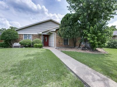 Richardson Single Family Home For Sale: 1914 E Spring Valley Road