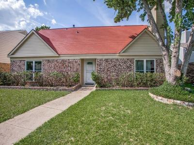Garland Single Family Home For Sale: 705 Pyramid Drive