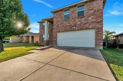 Fort Worth TX Single Family Home For Sale: $216,000
