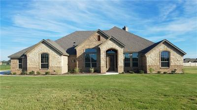 Weatherford Single Family Home For Sale: 408 Spring Valley Road