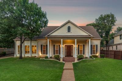 Grapevine Single Family Home For Sale: 3405 Stonecrest Drive