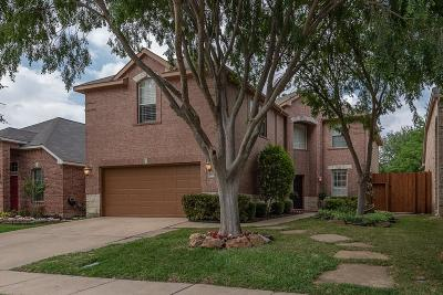 McKinney Single Family Home For Sale: 6616 Crator Drive